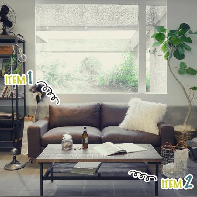 ライフレーベル(LIFELABEL)オリジナル家具 ソファ・コーヒーテーブル