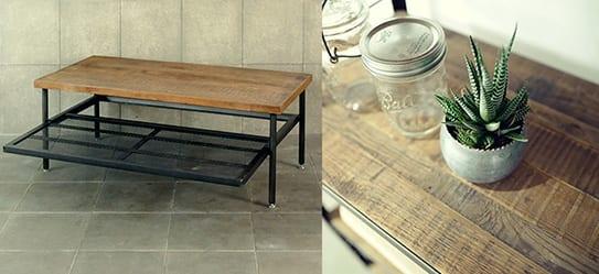 ライフレーベル(LIFELABEL)オリジナル家具 コーヒーテーブル