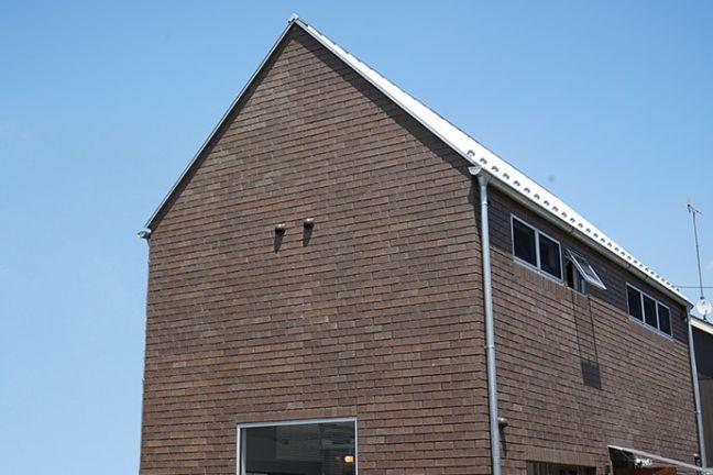 BRICK RENTAL HOUSE レンガ外観写真