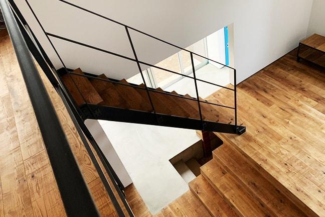 BROOKLYN HOUSE®(ブルックリンハウス)スチール階段