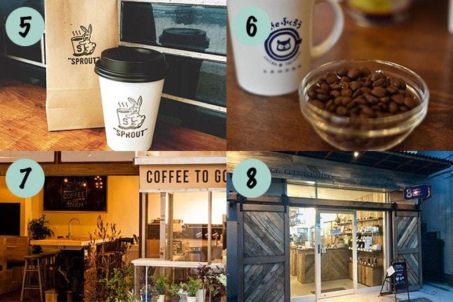 船橋コーヒーフェスティバル 2018出店舗