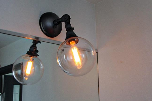 ゼロキューブウェアハウス アートワークスタジオの照明