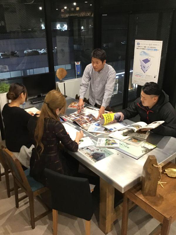株式会社ネクスト ゼロキューブ モデルハウス 横浜プロジェクト デザインコンセプト会議